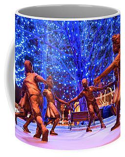 Blue Tree Play Coffee Mug