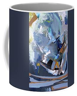 Blue Tweak Coffee Mug