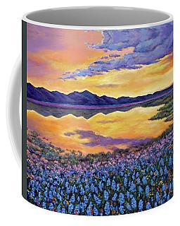 Bluebonnet Rhapsody Coffee Mug