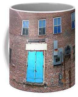 Blueish Coffee Mug