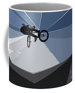 Bmx Biking  Coffee Mug