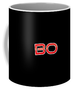 Coffee Mug featuring the digital art Bo by TintoDesigns