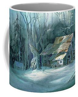 Boarded Up Coffee Mug