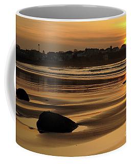 Boars Head Sunrise - Hampton Beach, New Hampshire Coffee Mug