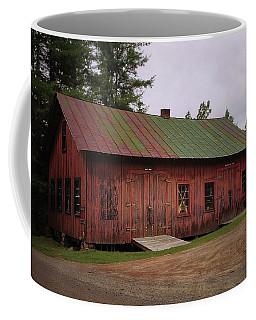 Boat Shop Coffee Mug