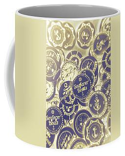 Boating Buttons Coffee Mug
