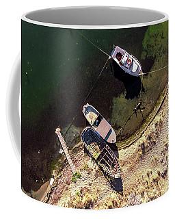 Boats Attached Coffee Mug