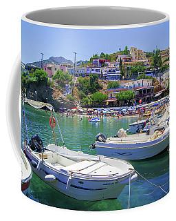 Boats In Bali Coffee Mug