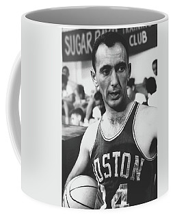 d7d670949 Bob Cousy Of The Boston Celtics 1959 Coffee Mug