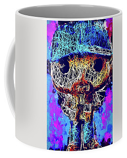 Bobby Supernatural Pop Coffee Mug