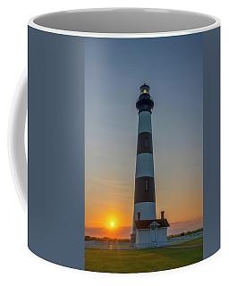 Bodie Island, Sunrise, Obx Coffee Mug