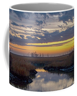 Bombay Hook Dawn's Early Light Coffee Mug
