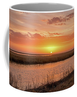Bombay Hook Sunrise Coffee Mug