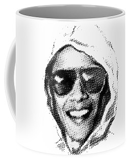 Bomber Suspect Coffee Mug