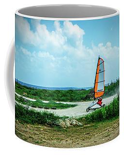 Bonaire Land Sailor  Coffee Mug