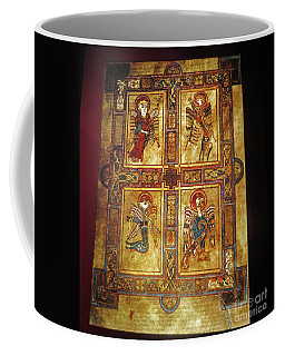 Book Of Kells Coffee Mug