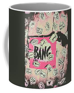 Boom Crash Bang Coffee Mug