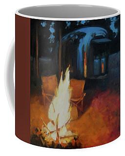 Boondocking At The Grand Canyon Coffee Mug