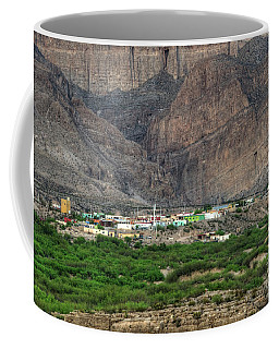 Boquillas Mexico Coffee Mug