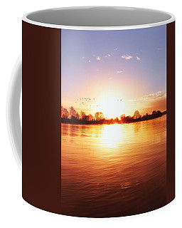 Coffee Mug featuring the photograph Born In Fire by Jaroslav Buna