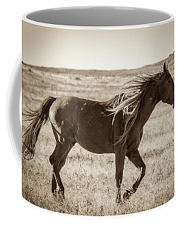Coffee Mug featuring the photograph Born To Be Wild by Mary Hone