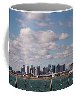 Boston Cityscape Coffee Mug
