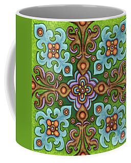 Botanical Mandala 4 Coffee Mug