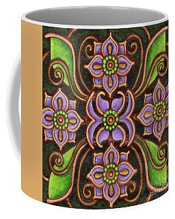 Botanical Mandala 6 Coffee Mug