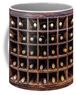 Bottles Of Wine Coffee Mug