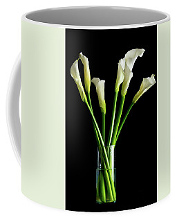 Bouquet Of Calla Lilies Coffee Mug