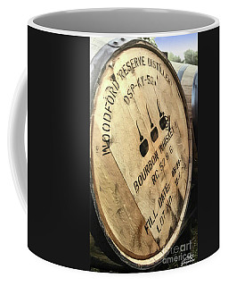 Bourbon Barrel Coffee Mug