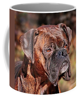 Boxer Coffee Mug