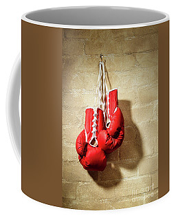 Boxing Gloves Coffee Mug