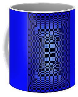 Brave Blue  Coffee Mug