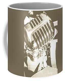 Breaking The Set Coffee Mug