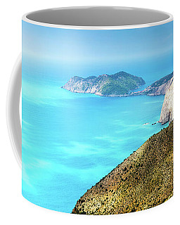 Breathtaking Beautiful Of Kefalonia Coffee Mug