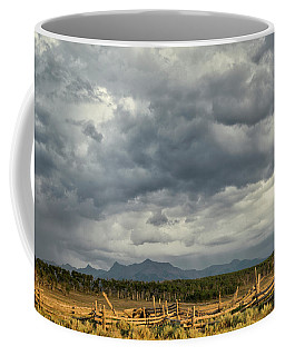 Brewing Storm Clouds Coffee Mug