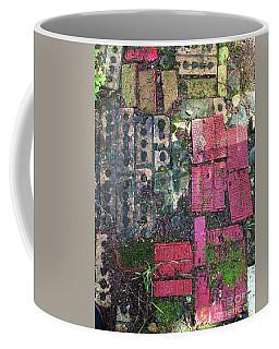 Brick Composition 3 Coffee Mug