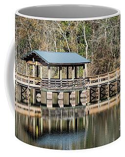 Brick Pond Park - North Augusta Sc Coffee Mug