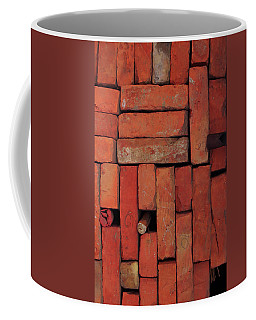 Bricks Coffee Mug
