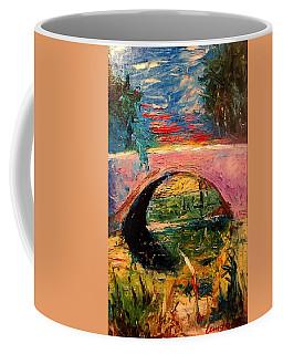 Bridge At City Park Coffee Mug
