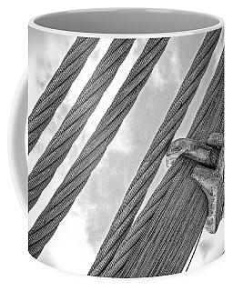 Bridge Cables Coffee Mug