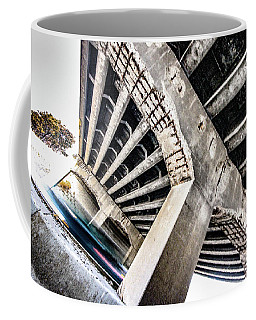 071 - Bridge Failing Coffee Mug