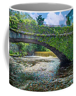 Bridge Of Flowers Coffee Mug