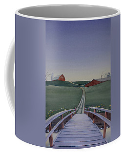 Bridge Over Buck Creek Coffee Mug