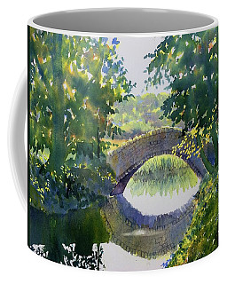 Bridge Over Gypsy Race Coffee Mug