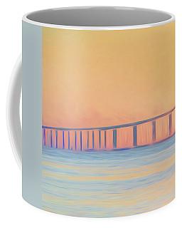 Bridge Panel 30 Wide, 29 High Coffee Mug