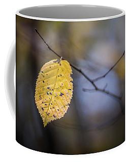 Bright Fall Leaf 1 Coffee Mug