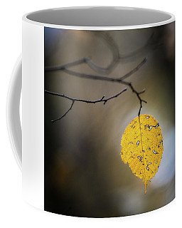 Bright Fall Leaf 7 Coffee Mug