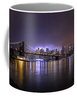 Bright Lights Of New York II Coffee Mug